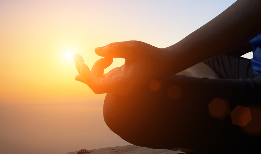 Mindfulness during the fertility journey