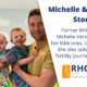 Michelle and Steve's Story