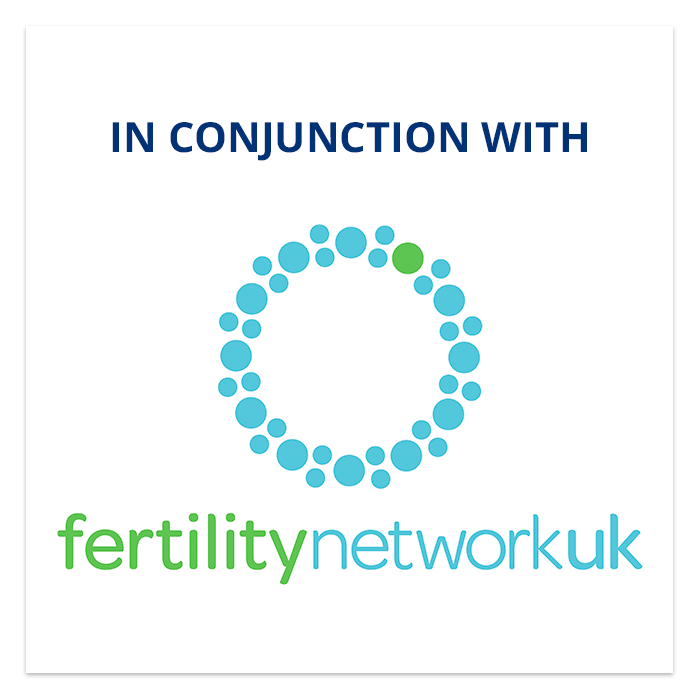 In conjunction with Fertility Network UK
