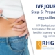IVF Journey with our IVF Buddy – Preparing for egg collection