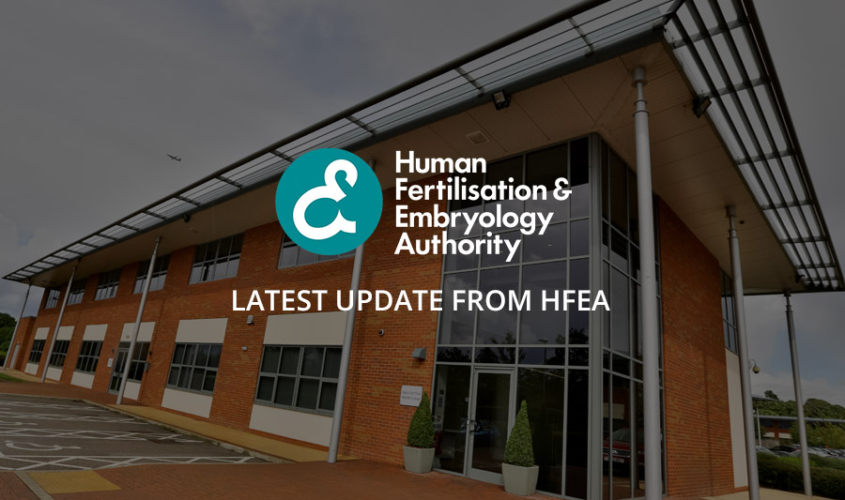 HFEA provide reassurance about fertility treatment in the UK